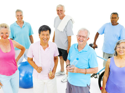 Hip & Knee Replacement Exercise Class
