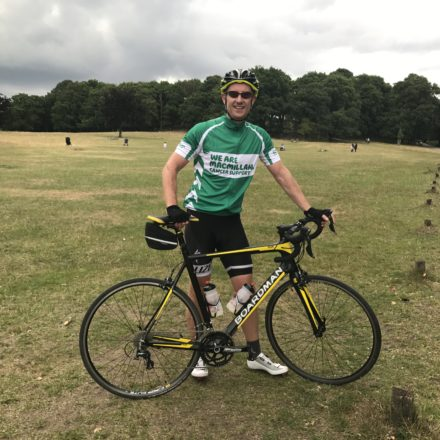 Tom Takes On The London Prudential100